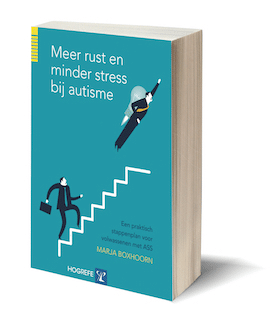 boek meer rust minder stress bij autisme